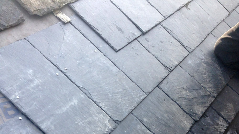 Slates being added