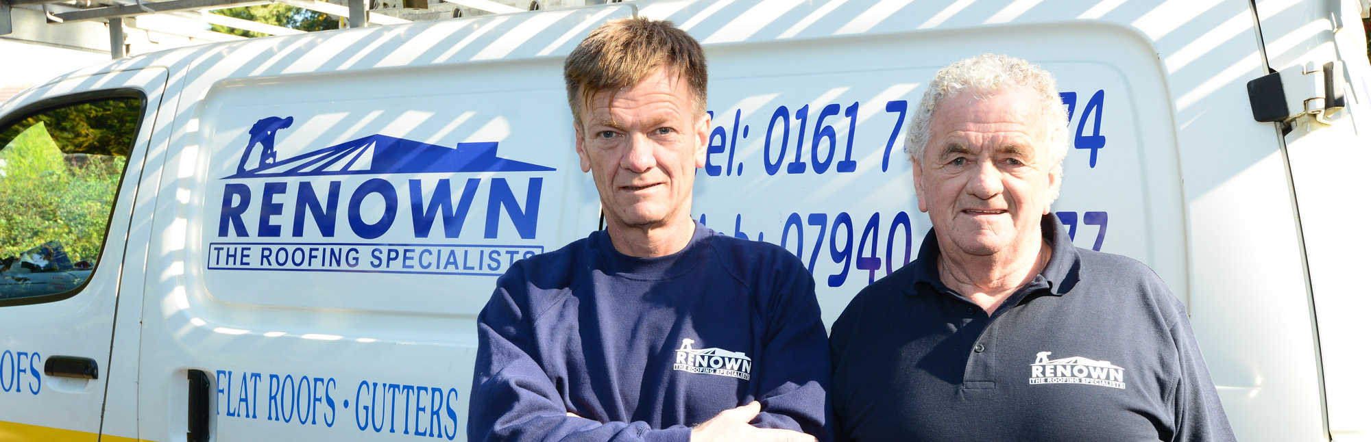 renown roofing manchester